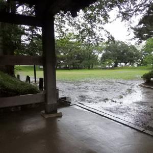 土浦城(続日本100名城) 4 太鼓門から東櫓1階まで
