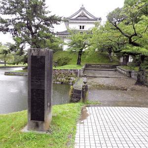 土浦城(続日本100名城) 6 霞門から博物館場まで