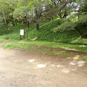 佐倉城(日本100名城) 7 一の門から本丸銅櫓跡