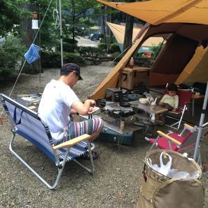キャンプ♯5 キャンプ&キャビンズ那須高原