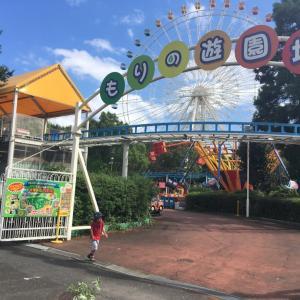 幼児ジャストな遊園地