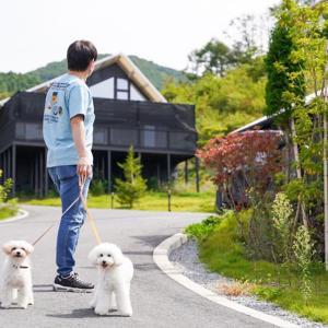 今年オープンの『あさま空山望』-KUZANBO-