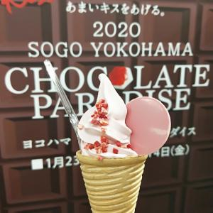 今しか食べられないソフトクリーム 2020 バレンタイン 話題のChocolate ②
