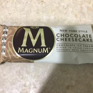 Magnum Chocolate Cheesecakeを食べてみた