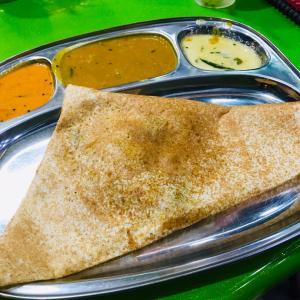 真夜中のインド料理〜マサラドーサを食べる〜