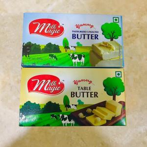 500gのバターが1ドルと激安!