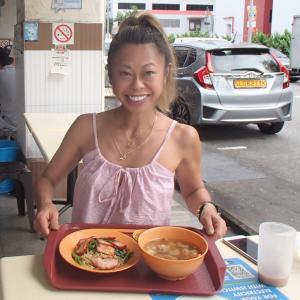 中華系シンガポーリアンが愛する激うま「雲吞麺」 ~KOUNG'S WAN TAN MEE~