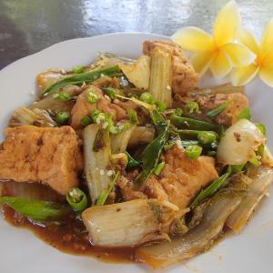 「麻婆揚げ豆腐白菜」をマサック(料理)しました♪