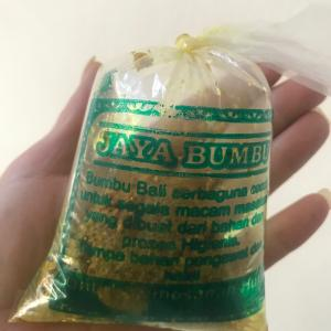コテコテなバリおかずもサクッと作れるブンブ(調味料) ~JAYA BUMBU~