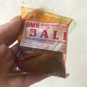 煮込みバリおかずもサクッと作れるブンブ(調味料) ~BMN BALI~
