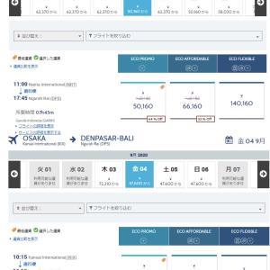 ガルーダインドネシア航空、9月の日本~バリ島直行便再販スタート‼