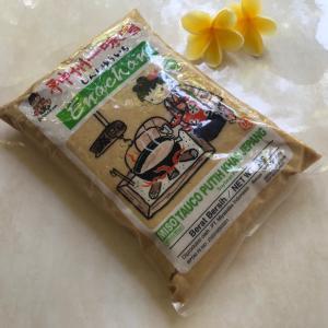 インドネシア産白みそ「Enachan」をチョバ・ブリ(試し買い)
