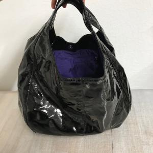 バッグの大きさと持ち手のバランス