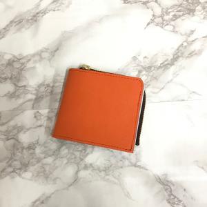 (定番)M0525☆二つ折り財布