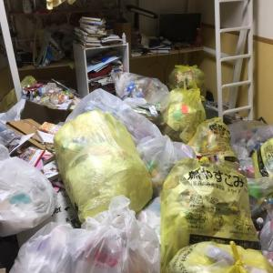 長岡市内でのお部屋の片付け・整理整頓作業
