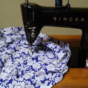 まっすぐ縫う・はじめはスカートから。