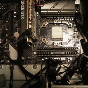 PCのCPU冷却計画