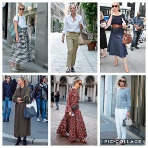 海外マダムのファッションに学ぶ