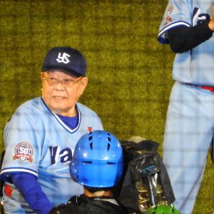 野村克也監督、ありがとうございました。