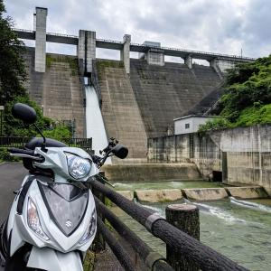 備忘録:埼玉西部のダム巡りII 2020.08.01