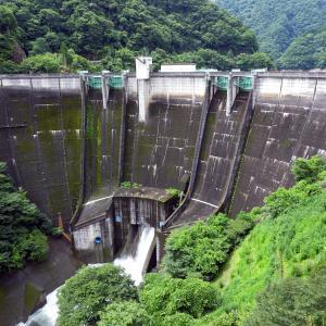 備忘録:埼玉西部のダム巡りI 2020.07.12