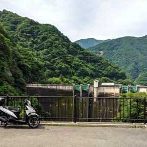 昭和期に作られたハイブリッドな二瀬ダム【荒川上流ダム群巡り・その2】