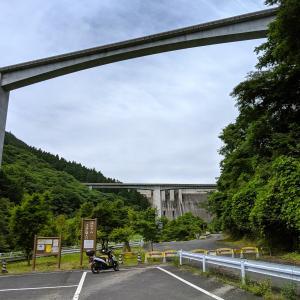 人気の末っ子、滝沢ダム【荒川上流ダム群巡り・その3(終)】