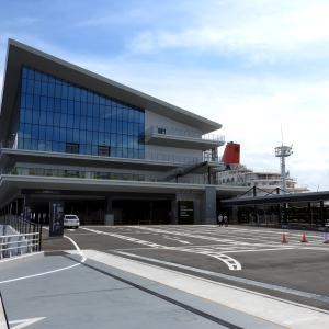 開業6日目の東京国際クルーズターミナルに初潜入 2020.09.15
