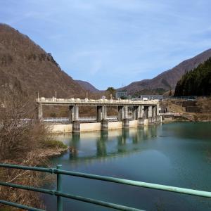 黒部ダムです! 日光&鹿沼ダム巡り・その4(終) 2021.04.15
