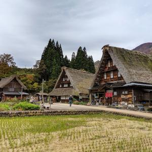 合掌造りと王道の富山市内観光【最終日】 2020.11.01