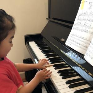 ピアノをスタートする時期