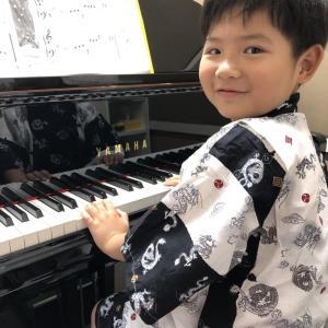 もうじき夏休みスタート  ピアノ教室