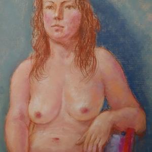裸婦そびょう