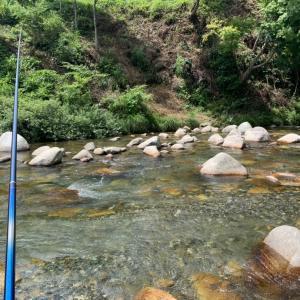 愛知川上流 2