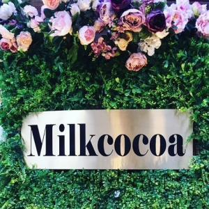 弘大の可愛いお洋服屋さん「MILKCOCOA 」で雨宿り♡9月おひとり様ソウル