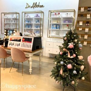 弘大でお気に入りのショップ「Dr.Althea」に行ってきました♡12月おひとり様ソウル