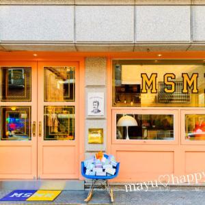 カフェみたいなオシャレ靴下屋さん「MSMR」が居心地よすぎ♡おひとり様ソウル