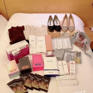 今年初の韓国旅行で買ったもの♡全部載せ♪