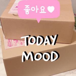 またまた!!韓国からの嬉しいお届け物♡