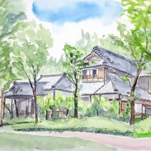 江戸東京たてもの園から活動開始です