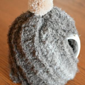 手編みティーコーゼ