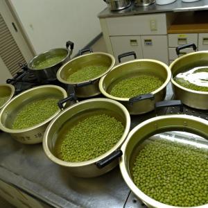 秘伝豆で作る極上麹味噌作り