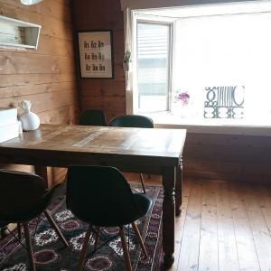 ★ダイニングテーブルの現状~ダイソーとニトリで片付けbefore after我が家をパワースポットへ★
