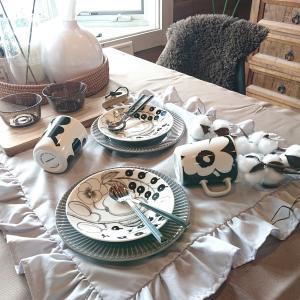 。。☆ニトリのナチュラルでお値段以上なプチプラキッチン雑貨&テーブルコーディネート。。☆