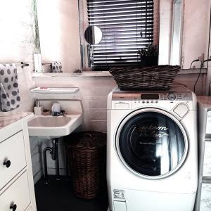 ☆洗濯乾燥機と無印良品の引き出しがおそろいになりました☆