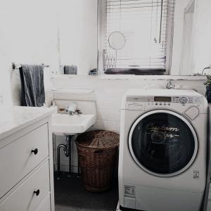 ☆キッチンでの洗い物用セリアの年期ものを処分しIKEAでおNew買いました☆