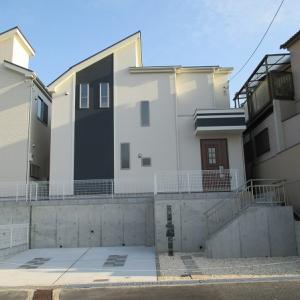 JR舞子 神戸市垂水区本多聞2丁目 新築一戸建て 3280万円