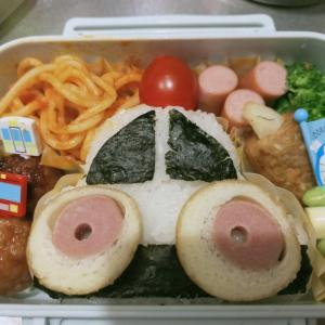 旦那なりさん、初めてお弁当を作る。
