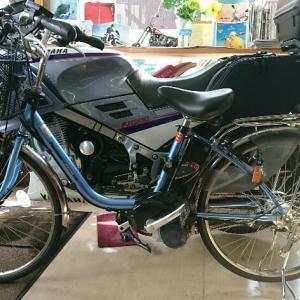 パナソニック ビビDX 中古電動アシスト自転車