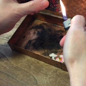 これってなんの布?燃やしてみよう★5種類の生地を動画で解説